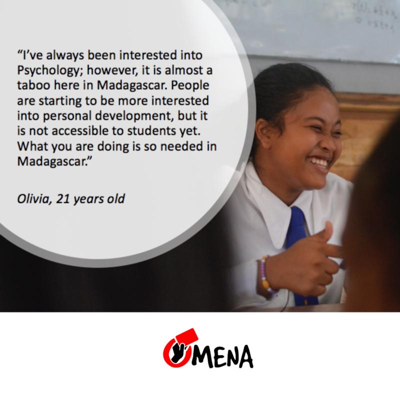 Olivia Testimonial